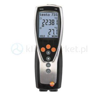 Termometr wielofunkcyjny Testo 735-2