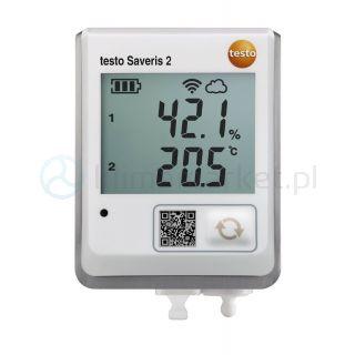 Rejestrator danych Testo Saveris 2-H2
