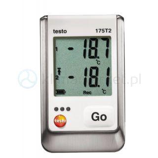 Rejestrator temperatury Testo 175 T2