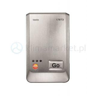 Rejestrator temperatury Testo 176 T3
