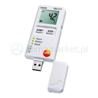 Rejestrator temperatury Testo 184 H1