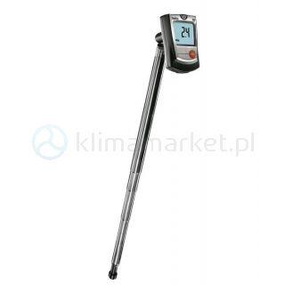 Kieszonkowy termoanemometr Testo 405-V1