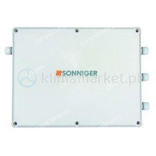 Rozdzielacz Sonniger Multi6 do nagrzewnic wodnych
