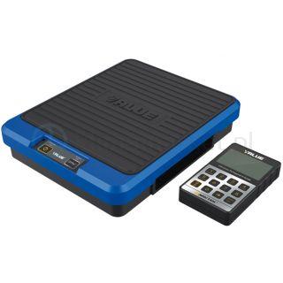 Waga elektroniczna z wyświetlaczem bezprzewodowym Value NAVTEK VRS-50i-01 z wzorcowaniem