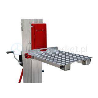 Platforma aluminiowa GUIL ACT-04/L do podnośników Toro A, B, C, D