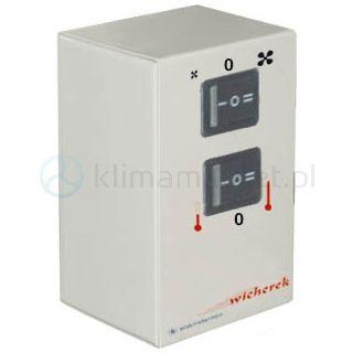Elektryczna kurtyna powietrzna Wicherek EKP 150 K