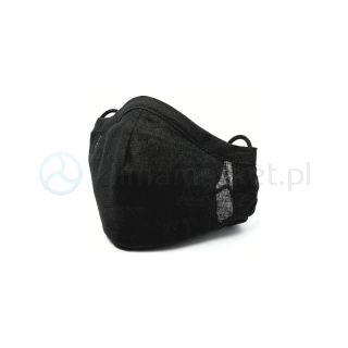 Maska ochronna Fresh Air + 2 sztuki filtra N99 + maska FFP2 GRATIS - rozmiar M