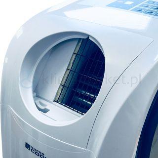 Ramka do mocowania rur w klimatyzatorach FRAL - kolor biały