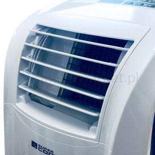 Ramka wylotowa powietrza FRAL - kolor biały