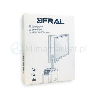 Uszczelka do klimatyzatorów FRAL - 4 zipy