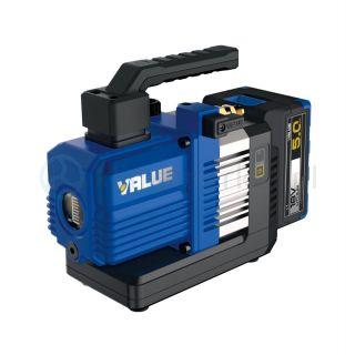 Akumulatorowa pompa próżniowa Value NAVTEK VRP-2DLi 56l/min