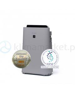 Oczyszczacz powietrza Sharp UA-HD40E-L + kuchenka mikrofalowa Sharp YC-MG01E-C GRATIS!