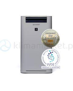 Oczyszczacz powietrza Sharp UA-HG60E-L + oczyszczacz Sharp UA-PE30E-WB GRATIS!