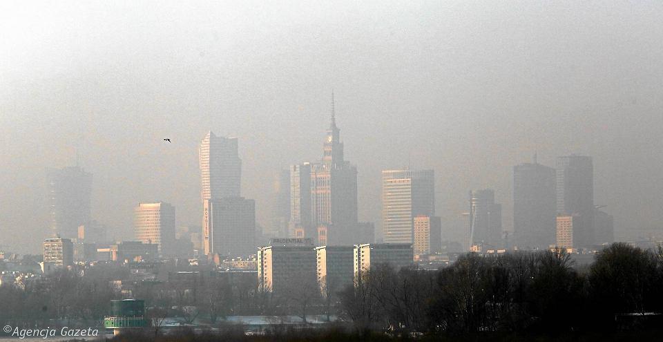 Warszawa oddycha